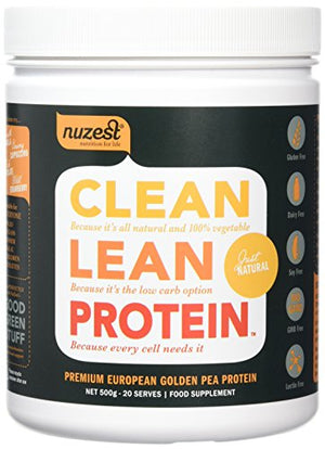 Nuzest Clean Lean Protein 500g Just Natural