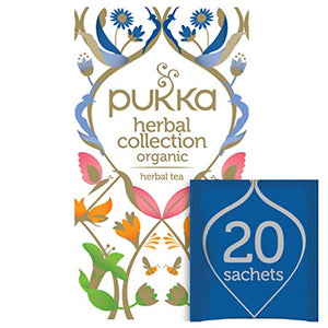 Pukka Organic Herbal Tea 20 Sachets