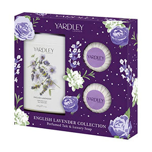 Yardley Of London Talc & Soap Collection 2019
