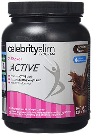 Best Price on Celebrity Slim Active Chocolate Shake