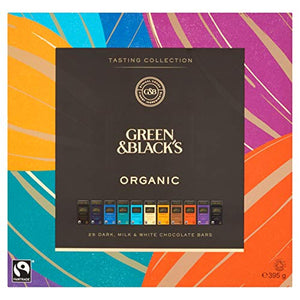 Green & Black's Organic FT Tasting Collection 395g