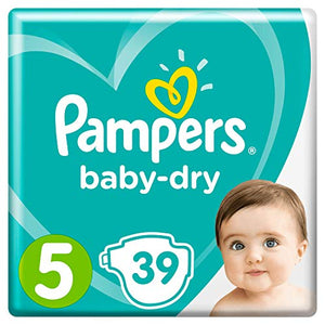 Brand new Pampers Baby Dry 5 Pants Ess W