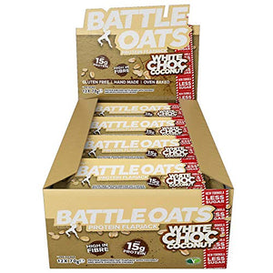 Best Value Battle Oats direct with HealthPharm Sports Nutrition