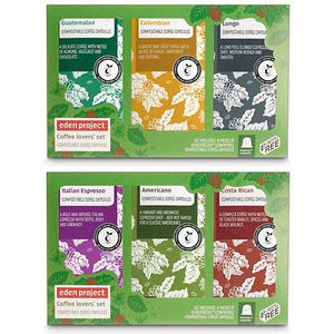 Eden Project Eden Mixed Gift Set 60 capsules