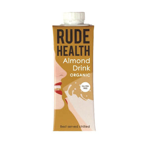 Organic Non-Dairy Almond Drink 250ml