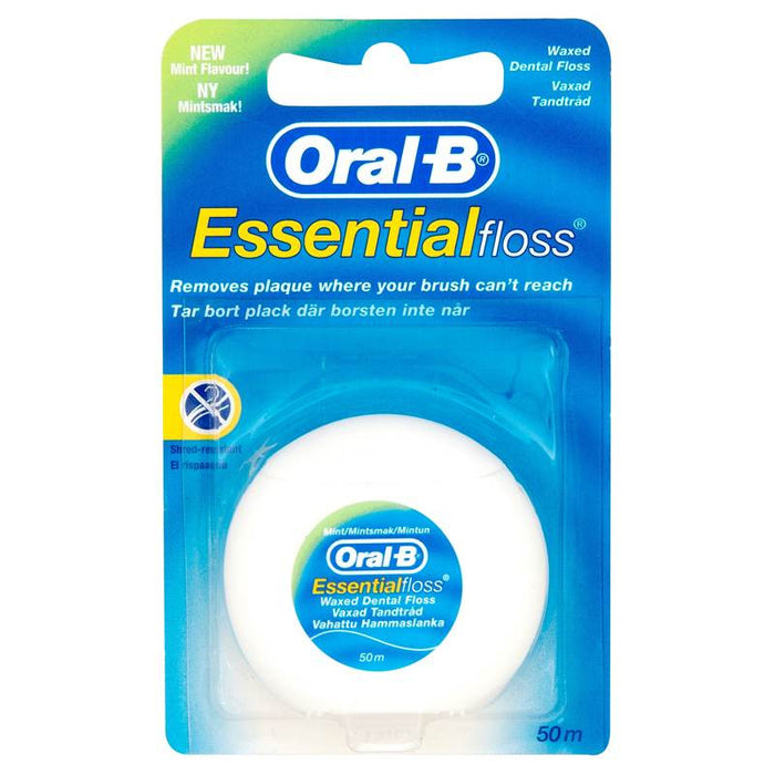 Oral-B Essential Floss 50m