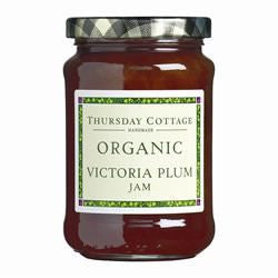 Thursday Cottage Organic Victoria Plum Jam 340 g