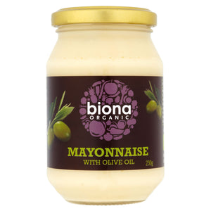 Biona Organic Mayonnaise with Olive Oil 230g