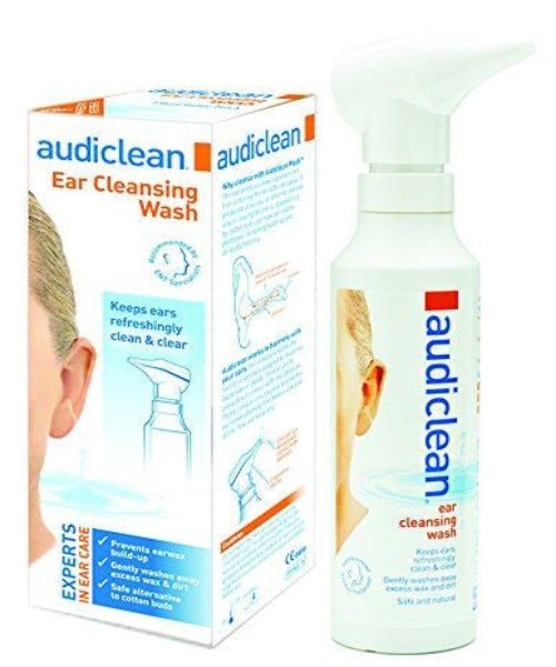 Audiclean Ear Cleansing Sea Serum 115ML