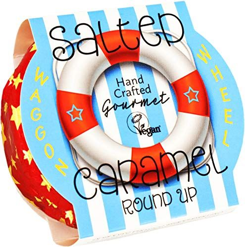 Round Up Salted Caramel