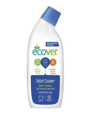 Ecover Toilet Cleaner Sea Breeze & Sage 750ml