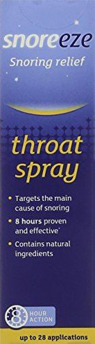 Snoreeze Throat Spray 14ML