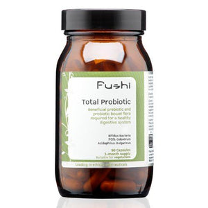 Fushi Wellbeing Total Probiotic Complex for Digestive Health - High Strength