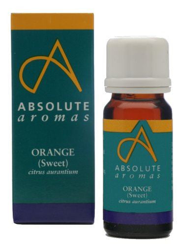 Absolute Aromas Orange Sweet Oil 10 ML