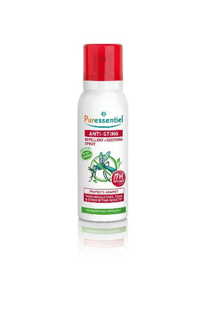 Puressentiel Anti-Sting Repellent and Soothing Spray 75ml