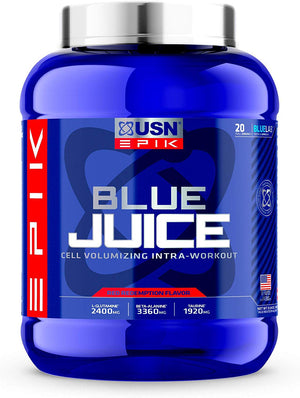 USN EPIK Blue Juice BCAA Intra-Workout 480g