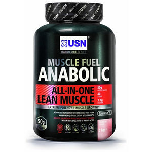 USN Muscle Fuel Anabolic 2Kg Strawberry