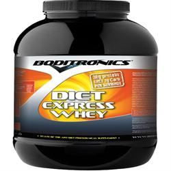 Diet Express Whey Rich Chocolate 1.8kg