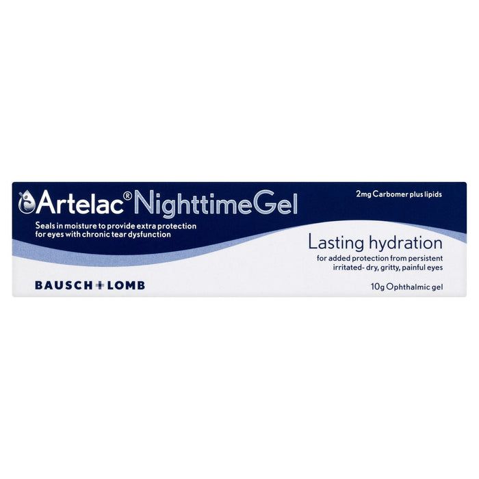 Artelac Nighttime Ophthalmic Gel 10g
