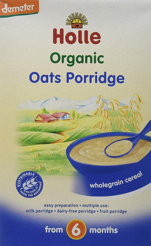 Holle Rolled Oats Porridge 250g
