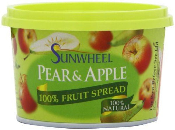Sunwheel Pear & Apple Spread 300 g