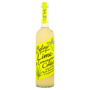 Belvoir Fruit Farms Lime & Lemongrass Cordial 500ml