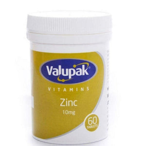 Valupak Zinc 10Mg