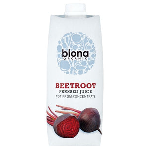 Biona Organic Beetroot Pressed Juice 0.5L