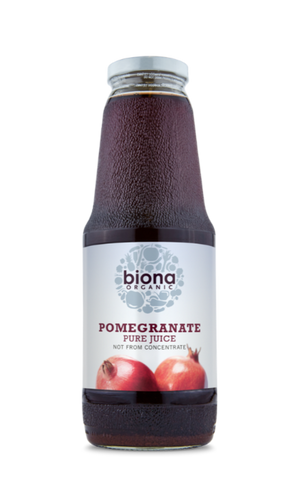 Biona Organic Pomegranate Pure Juice 1L