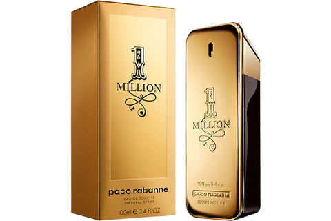 Paco Rabanne 1 Million 100 ml Eau de Toilette (EDT)
