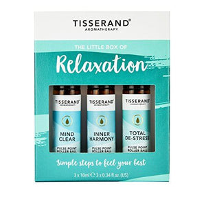 Tisserand The Little Box of Relaxation Rollerball