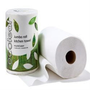 Suma Ecoleaf Jumbo Kitchen Towel 240 sheet Pack