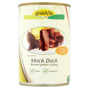GranoVita Mock Duck Braised Gluten in Gravy 285g