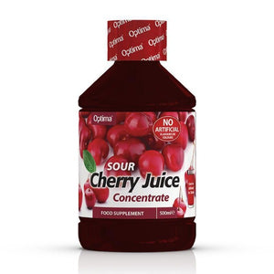 Optima Health & Nutrition Montmorency Cherry Juice 500 ML