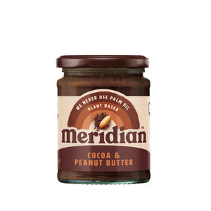 Meridian Cocoa & Peanut Butter 280g