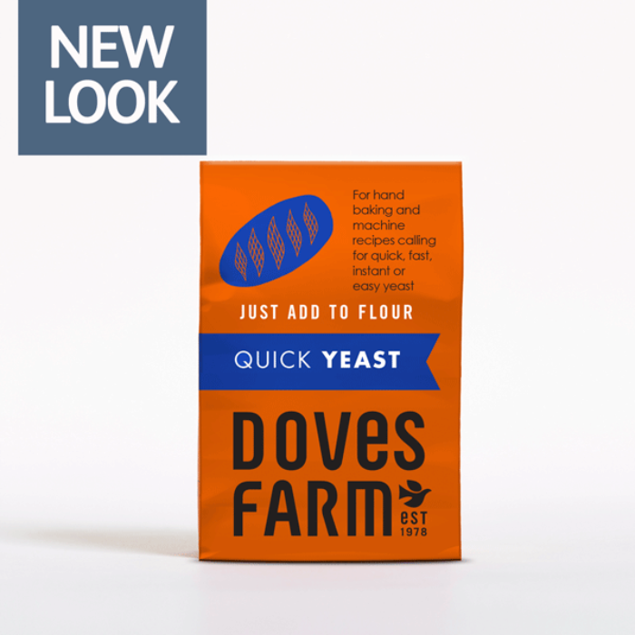 Doves Farm Quick Yeast 125g
