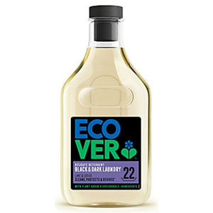 Ecover Black & Dark Delicate Laundry Detergent Lime & Lotus | 22 Washes