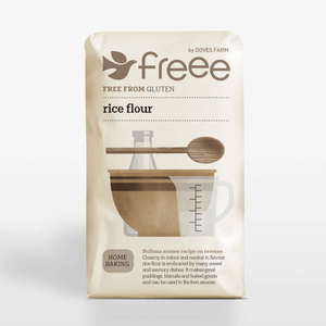 Freee by Doves Farm Gluten Free Rice Flour 1kg