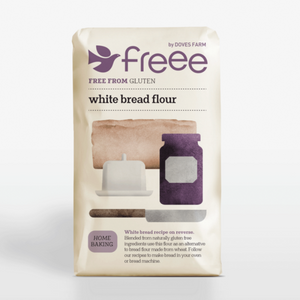 Freee by Doves Farm Gluten Free White Bread Flour 1kg