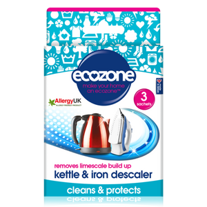 Ecozone Kettle & Iron Descaler 60g