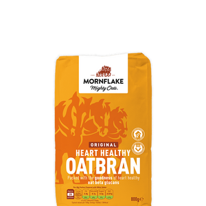 Mornflake Heart Healthy Oatbran 800g