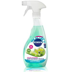 Ecozone Anti-Bacterial Multi-Surface Cleaner Spray 500ml
