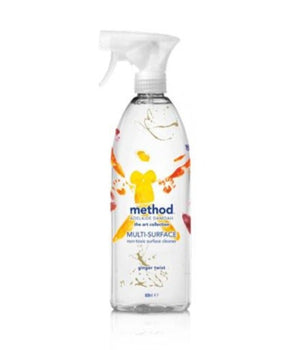 Method Multi-Surface Spray Limited Edition Ginger Twist 828 ml