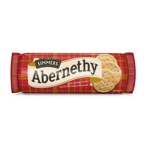 Simmers Scoth Abernethy 400g