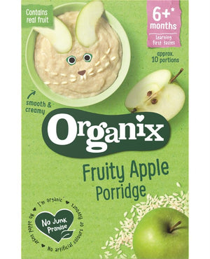 Organix Fruity Apple Cereal 6+ Months