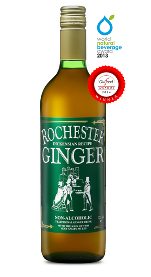 Rochester Non-Alcoholic Ginger Drink 725ml