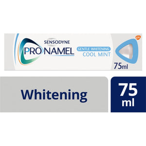 Sensodyne Pronamel Gentle Whitening Fluoride Toothpaste Cool Mint 75ml