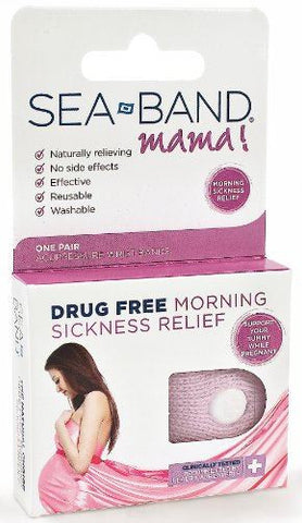 Sea-Band Mama Morning Sickness Relief