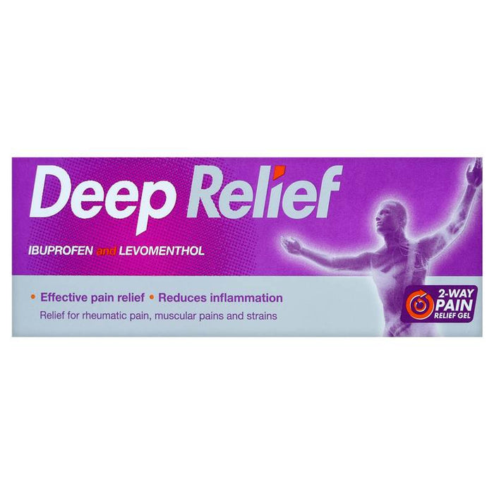Deep Relief 2-Way Pain Relief Gel 30g