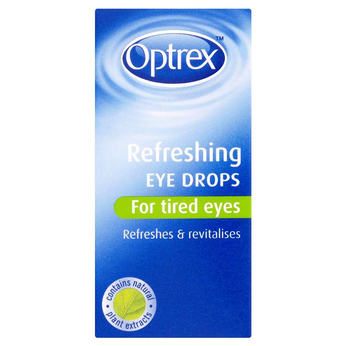 Optrex Refreshing Eye Drops for Tired Eyes 10ml |